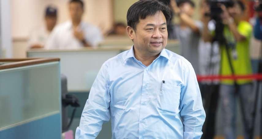 蔡英文宣布林錫耀回鍋民進黨秘書長 大讚「不用摸索可立刻上手」