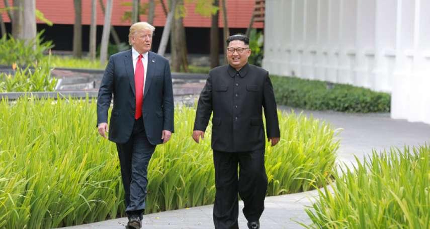 川金會2.0越南河內登場》從勢不兩立到握手言歡 回顧美國與北韓關係大事記