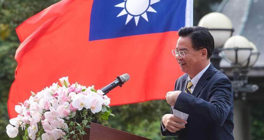 不要沖繩美軍駐台灣? 吳釗燮:台灣有自己責任,必須確實防衛及保護自己的國家安全