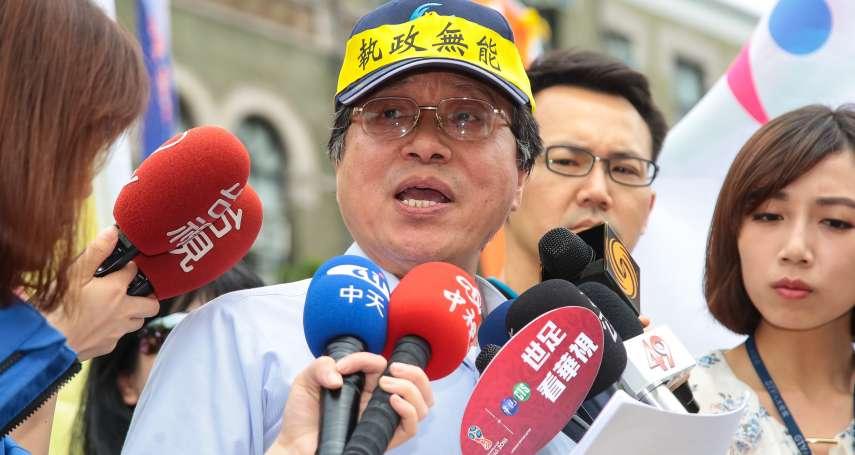 李來希開除黨籍要等到6月?鄭佩芬打臉:當初我被指控毀謗韓國瑜,立即被開除