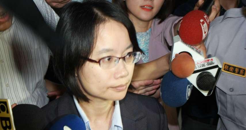 吳音寧臉書透露不需去議會備詢 張永成:韓國瑜每次都有去,現在為什麼就不可以?