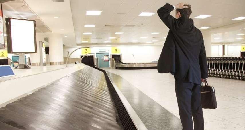 【林富元專欄】這才是真正敬業!一次丟失行李的意外,讓他體會台灣最動人服務、差點落淚