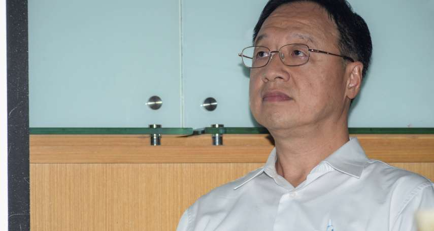 台灣不缺電 中經院陳中舜:缺的是政治家的良心