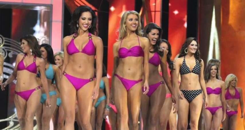 中國人瘋選美!對比西方女權高漲、取消泳裝選美,中國「美女經濟」帶動龐大商機