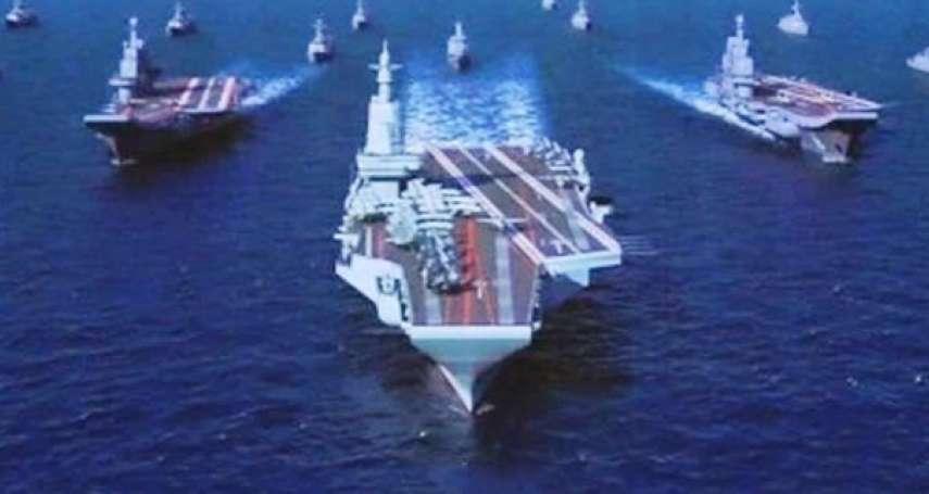 解放軍近10年造艦逾百艘,蘭德公司:中國軍艦再多也不足畏,美軍真正該提防的是飛彈
