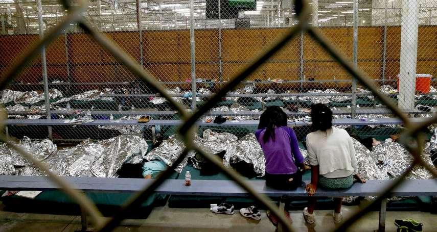 「他很悲傷,哭著擁抱我」他是非法移民,也是父親  巴西男子描述美國政府帶走9歲兒子的心碎時刻