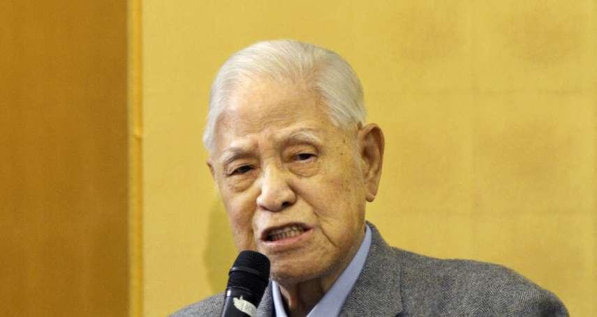 汪志雄觀點:台灣由盛轉衰的三位關鍵人物