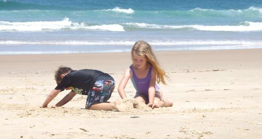 何必大老遠帶學生去淨灘?從幼稚園教案設計,看見德國人不做表面功夫的嚴謹態度