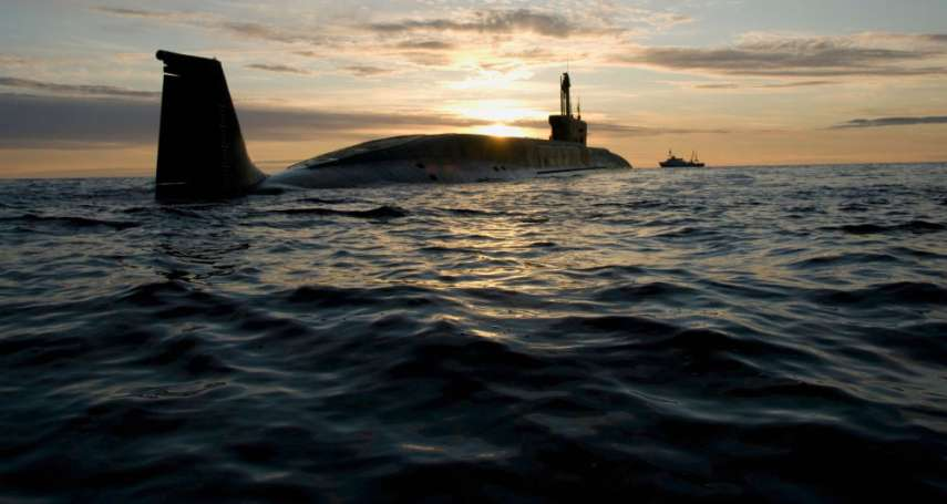 把海嘯當「武器」的恐怖戰法!俄媒披露俄國海軍終極武器:魚雷核彈