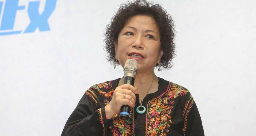 怒批徐國勇「港男殺港女」說 葉毓蘭轟:台灣的法律屬政黨、屬顏色,噁心至極