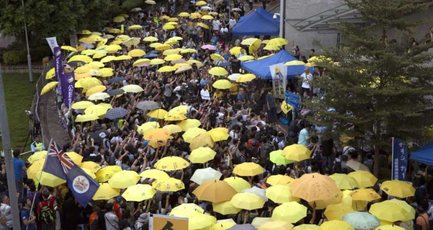 「年紀越輕,越討厭中國」香港年青人不認同中國國民身份,卻又遭遇社運低潮