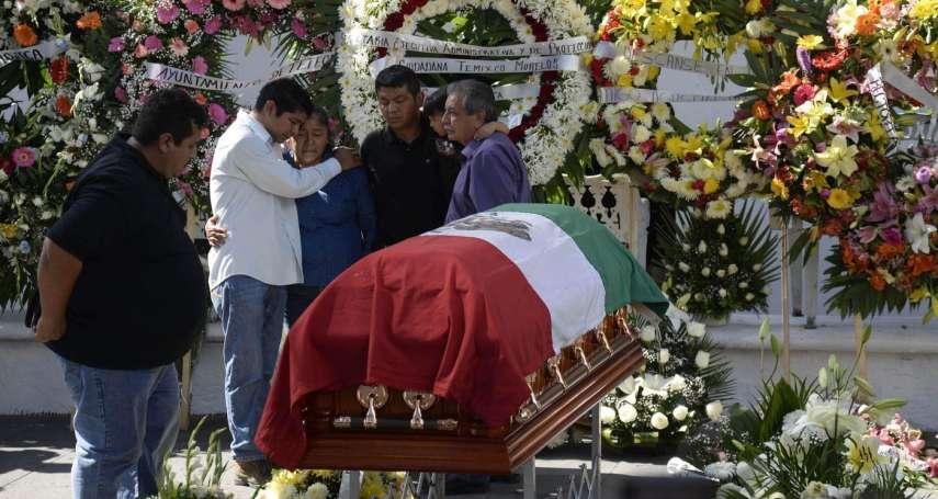 暴力、貧窮、毒品,墨西哥史上最血腥的總統與國會選舉登場,已有132名政治人物遇害