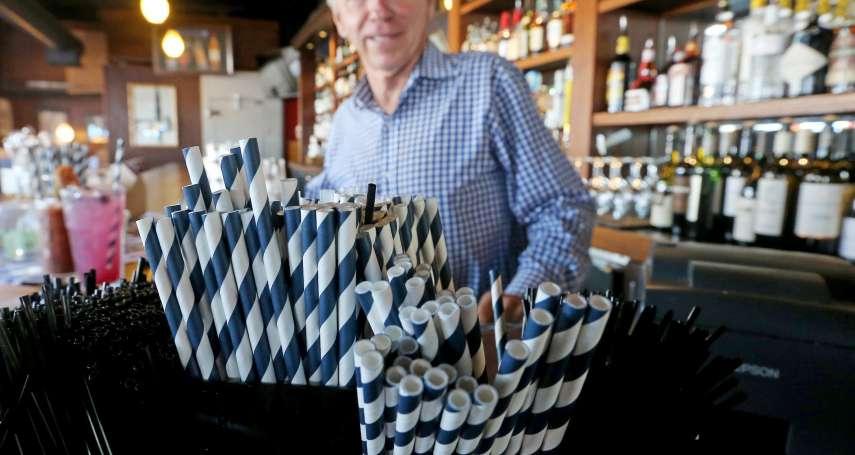 全美第一的環保城市!西雅圖力行減塑政策 全面禁用塑膠吸管拯救海洋!