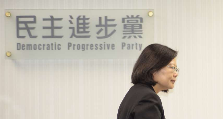 劉性仁觀點:蔡政府應積極提出台灣多數接受的兩岸論述