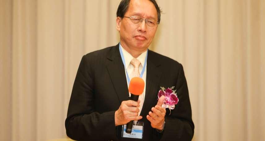 「農委會沒能力解決問題」新科院士葉錫東:海南島都在種我的基改木瓜,我早就反攻大陸了