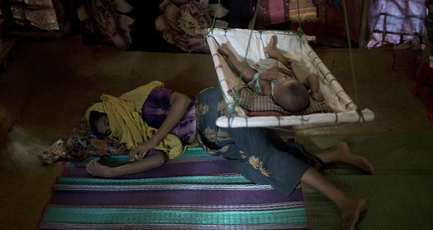 沉默的傷痛》「要生下這個孩子,我寧願死」慘遭緬甸軍人性侵後懷孕 羅興亞婦女背負一生汙名