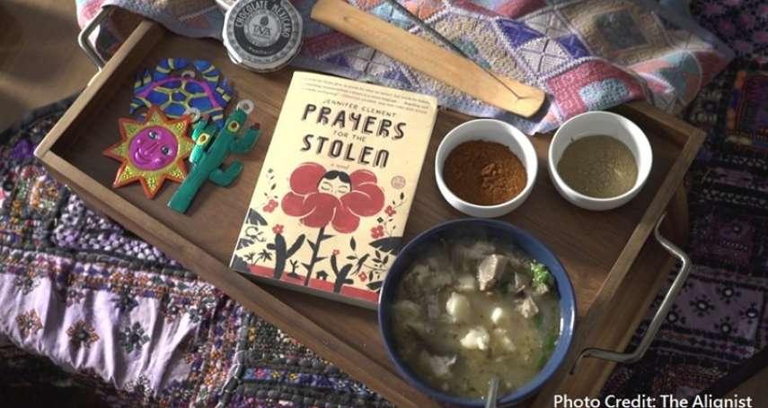 別再標題式閱讀!提供深度內容,她收集地球各角落的故事和美食,打包送到你家