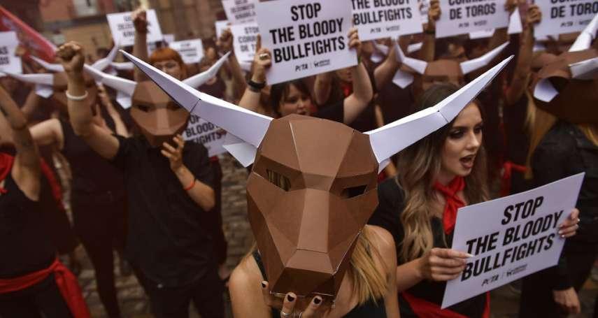 「我不想要城市因為性侵害和虐待動物而聞名!」女權、動保人士齊聚西班牙奔牛節,找尋慶典新價值