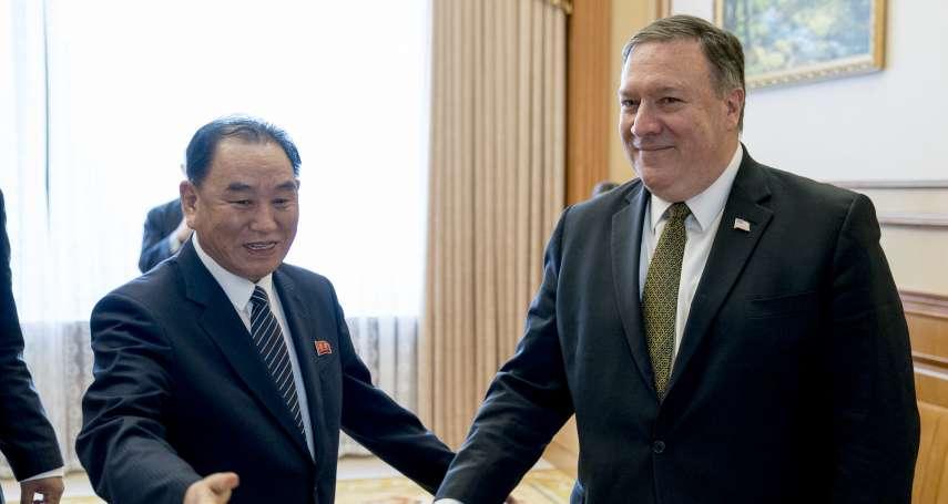 到底要不要放棄核武?北韓怒嗆美國耍流氓 直批國務卿龐畢歐態度「簡直令人遺憾」