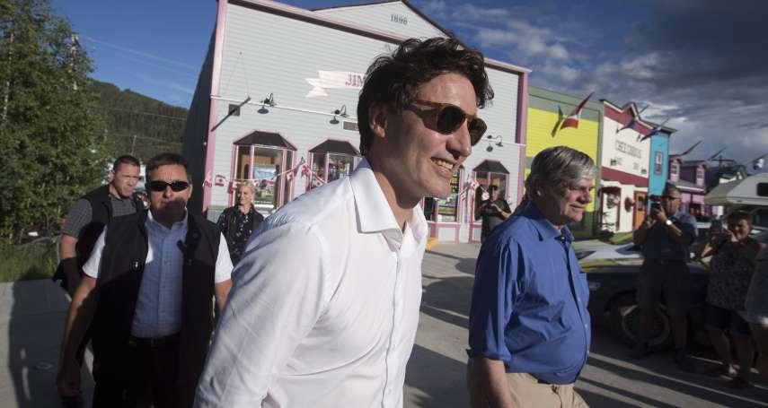 加拿大帥總理捲入MeToo風暴》杜魯道否認行為不當 受害女子:他曾經道歉,我無意追究