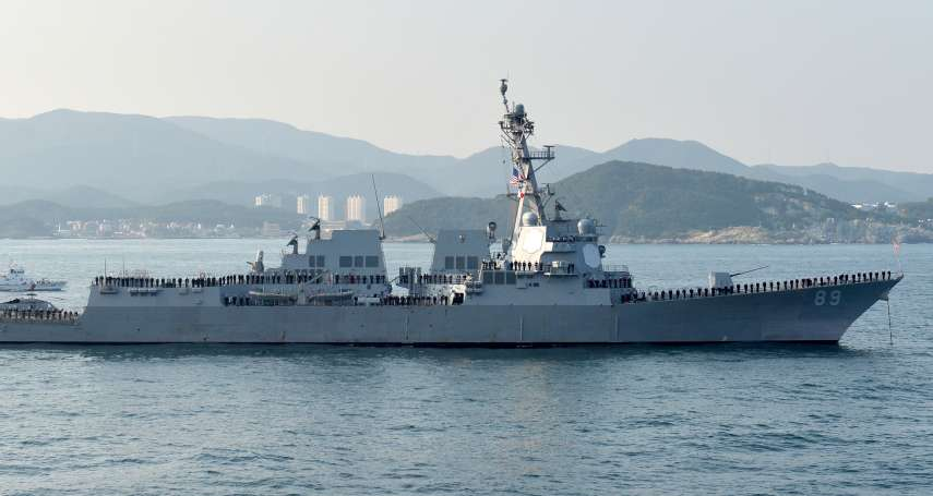 國台辦籲兩岸共同譴責美國軍艦航經台海 陸委會回嗆:誰在威脅台灣,不言而喻