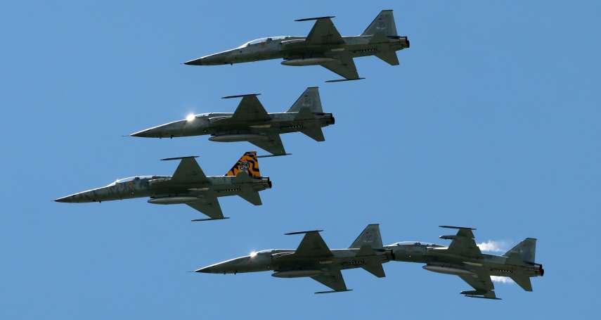 美台國防工業會議》「不能單靠中國忍耐,應增加國防預算」 美國防官員:善用不對稱優勢