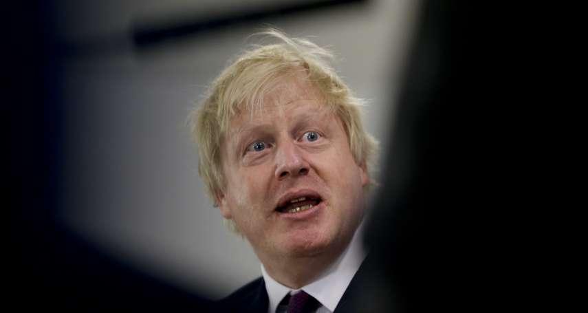 逼宮震撼彈!英國外相強森宣布辭職,「硬脫歐派」磨刀霍霍,首相梅伊岌岌可危