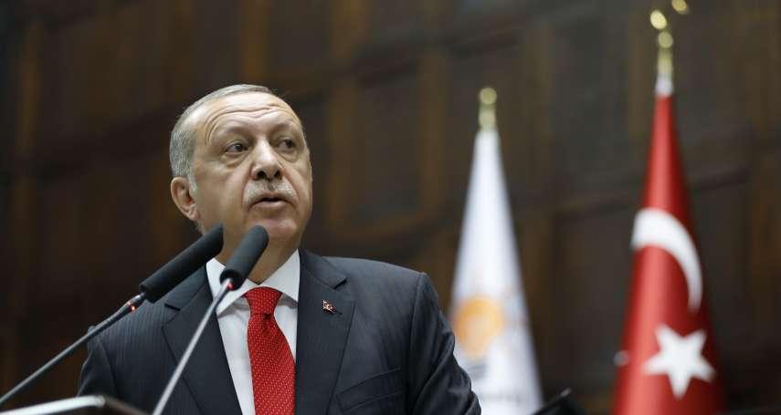 土耳其「超級總統」首度出訪》砸錢蓋清真寺擴張影響力 艾爾多安染指北賽普勒斯引反彈