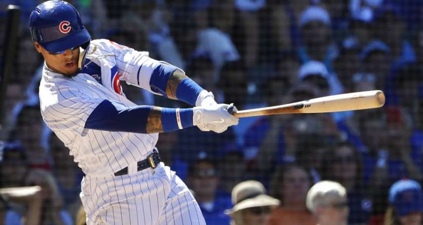 MLB》國聯全壘打大賽名單出爐 小熊巴耶茲、史瓦柏攜手參加