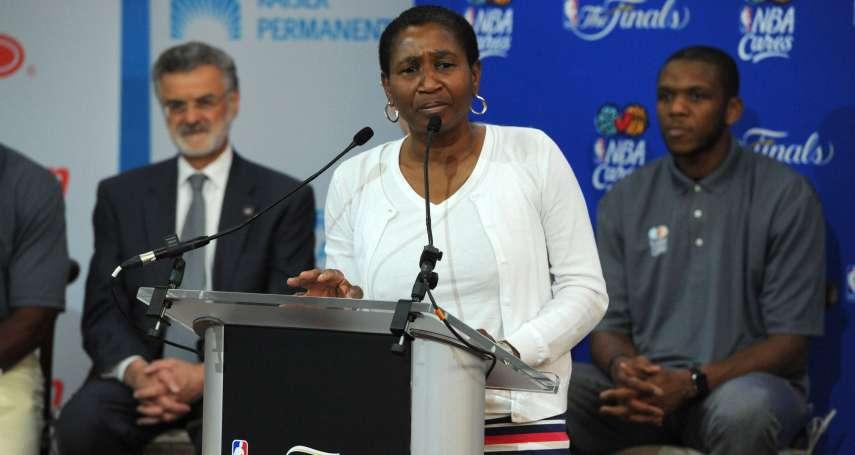 NBA》羅伯茲連任董事長 接續管理4年NBPA