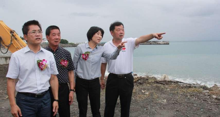 富岡濱海綠廊景觀大道12日開工 盼改善交通並增加景觀