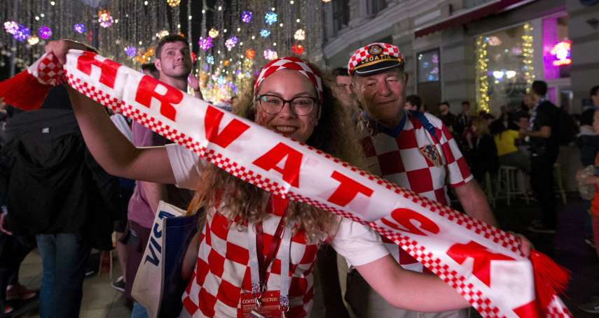 「我們不會輕易被擊倒!」挺過戰火洗禮、足壇醜聞 克羅埃西亞以舉國之力締造世界盃奇蹟