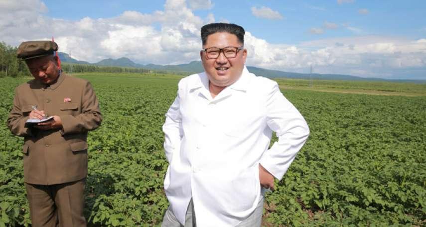 無核化談判「糟透了」!龐畢歐訪北韓沒見到老大,美媒:金正恩刻意跑去馬鈴薯農場