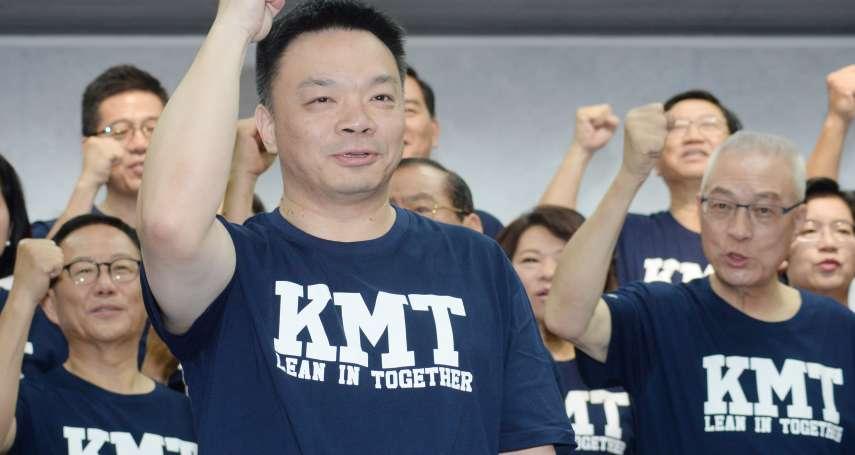 「推翻民進黨,我最有希望!」台南市長參選爆炸 高思博打「大老二」牌求突圍