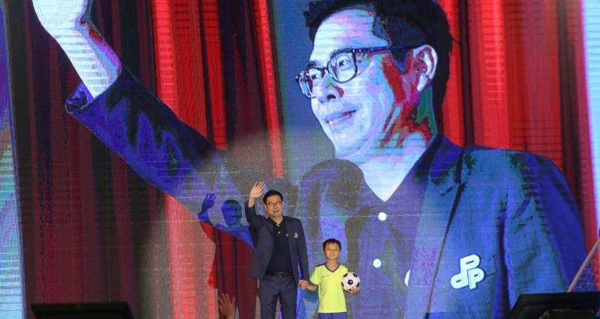 高雄市長戰況激烈 陳其邁小贏韓國瑜2.6%