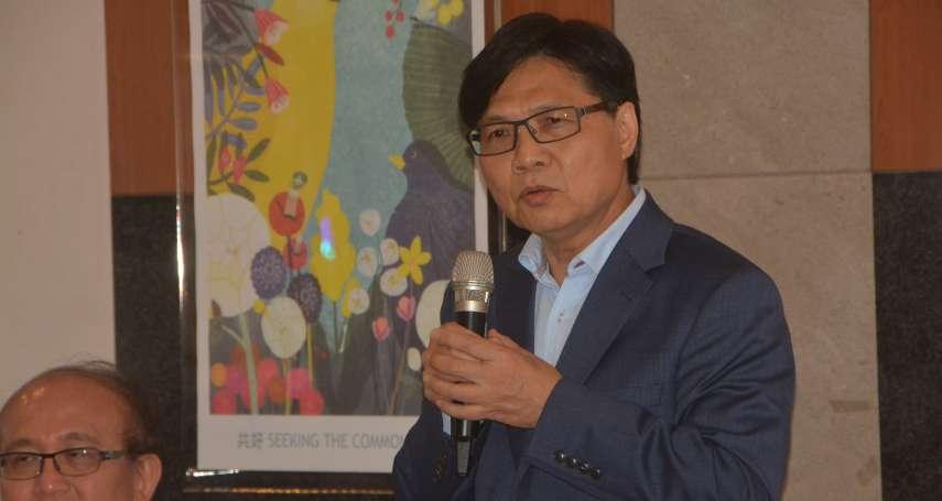 台大校長遴選僵局待解 葉俊榮:是否有程序爭議,不是教育部說了算