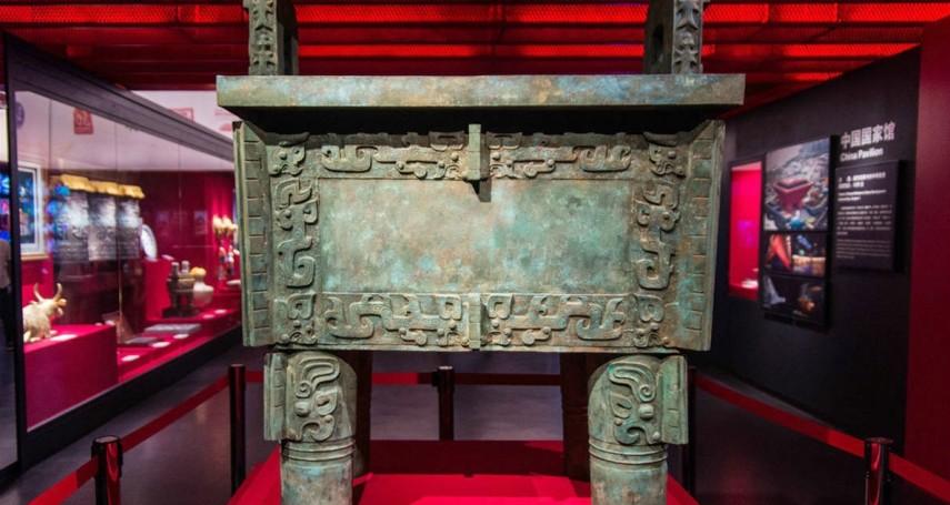 「國寶大鼎」煮人肉鍋、千具骨骸身首分離…「殷墟」裡除了甲骨文,還有這些驚悚遺跡!