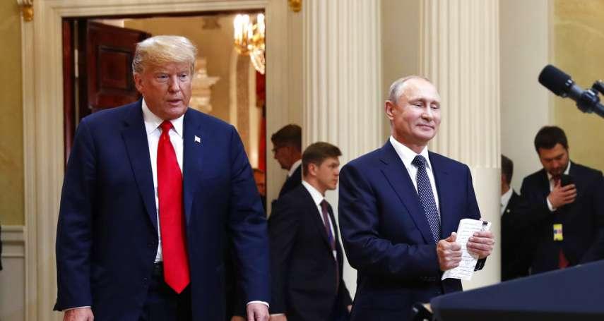 老美確認是俄國人動用化武!俄國雙面諜毒殺案,俄羅斯將面臨經濟制裁