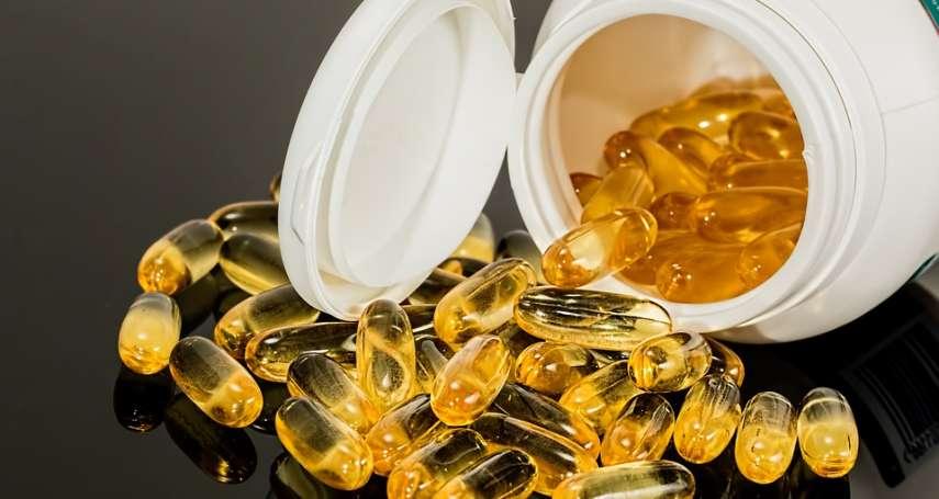 天天吃一堆維他命可預防心血管疾病?美國研究指出驚人結果:白花錢