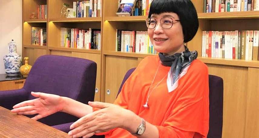 專訪張曼娟》照顧老父母的重擔,如何壓垮無數人?她點破台灣沉痛現況,所有中年人都該看