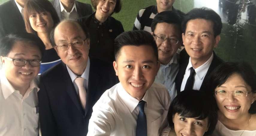 柯建銘帶隊 綠委赴新竹參觀「新竹300博覽會」
