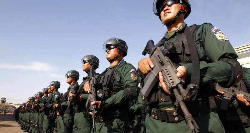 這個國家沒有不投票的自由!柬埔寨流亡反對派號召抵制選舉 政府恐嚇選民投票