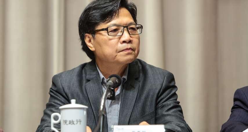 葉俊榮又提遴選制度、程序 台大學生會長:仍未回應法律見解