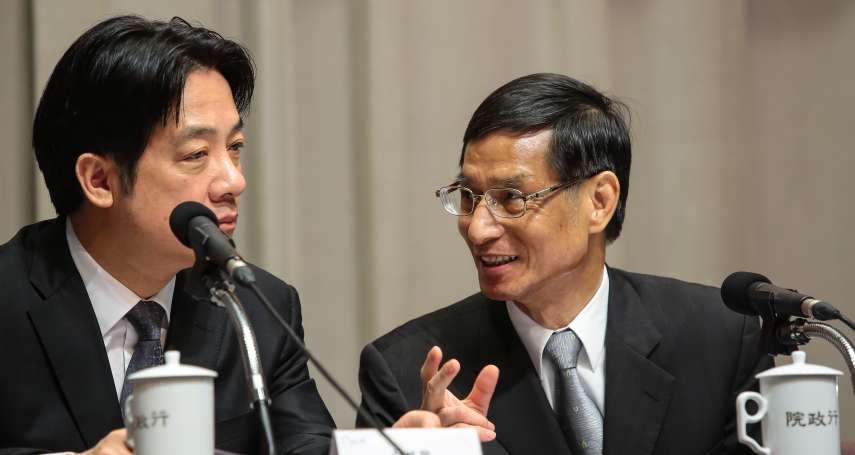 6000元幼托補助台北恐不夠 林萬億:若家長負擔仍重 會給予北市彈性尊重
