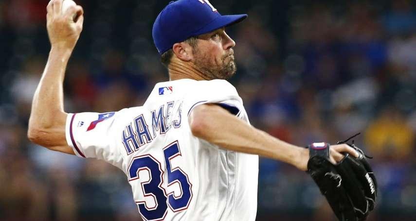 MLB》錯失哈普,小熊換回漢默斯,釀酒人補終結者