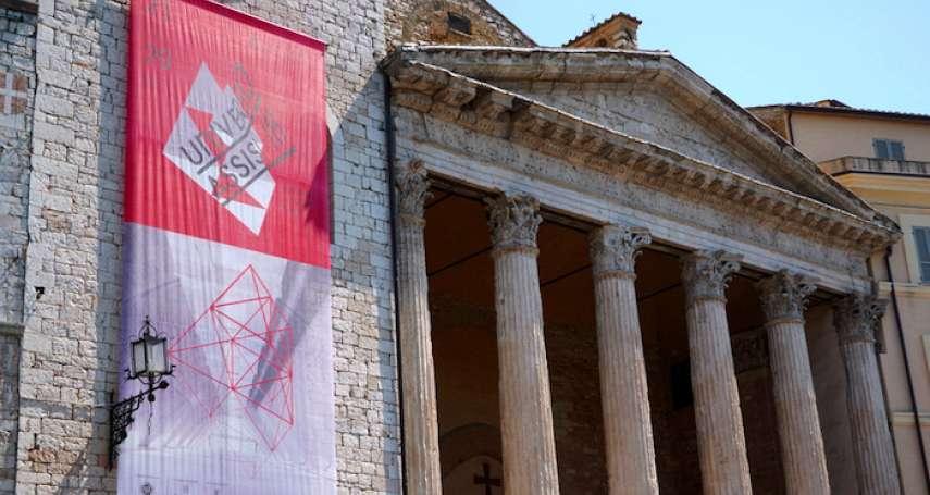 神秘之地的國際藝術節 專訪義大利阿西西市長:阿西西是世界的