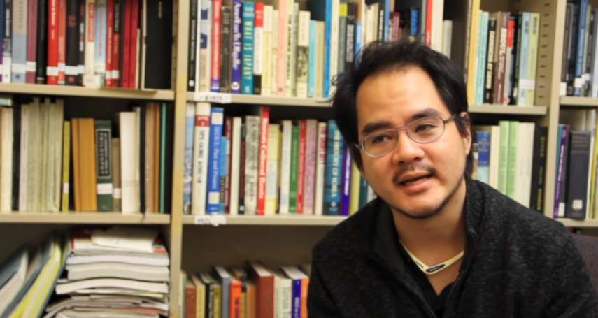 玉山青年學者王光亮捲性侵疑雲 台大城鄉所學生發起連署抵制