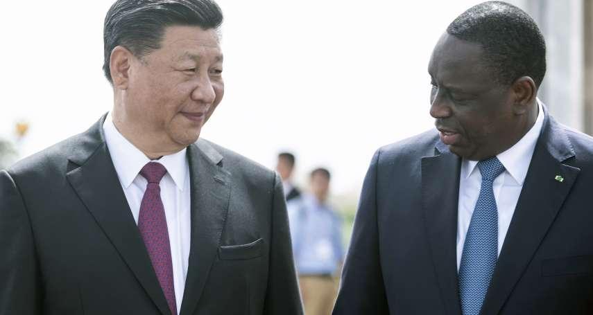 最大金主兼最大債主 中國式「新殖民主義」攻占非洲大陸