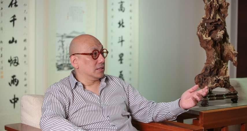 宋緒康專訪》來台推崇中華文化 建築設計師的老派靈魂