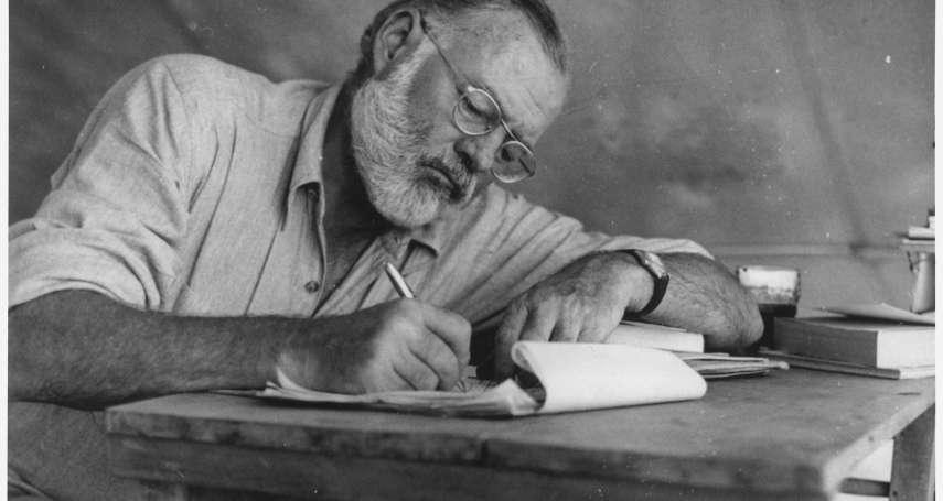「等我死後,你隨時可以出版這些故事」美國文豪海明威遺作《花園那側的房間》首度曝光 再現二戰巴黎風光